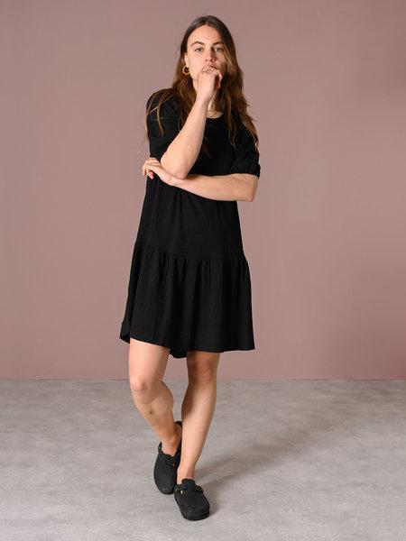 24Colours Dress Black