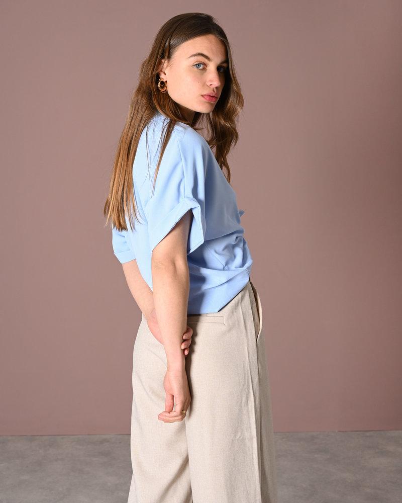 TILTIL Kiara Blouse Light Blue