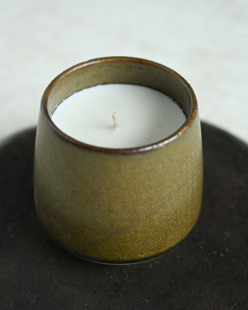 Scented Candle Bergamot & Lime