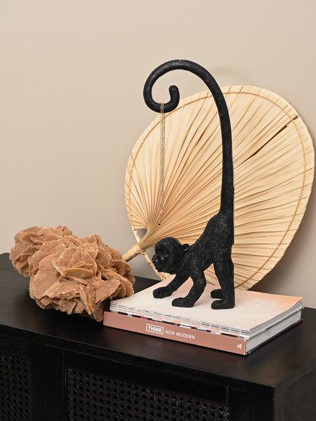 Monkey Tail Jewelry Stand