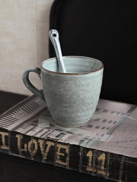 House Doctor Mug Rustic Blue/Grey