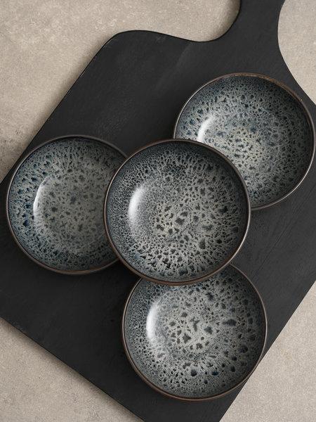 Pomax Big Bowl Mirha Dark Grey