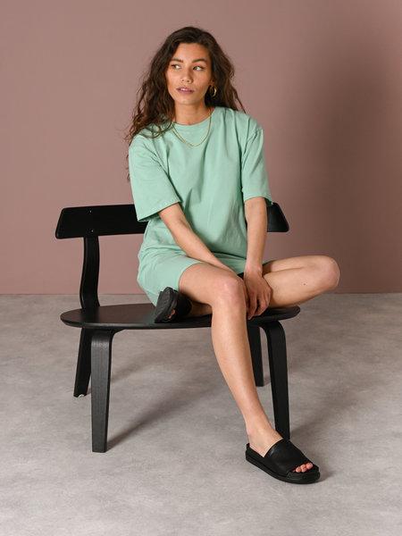 Things I Like Things I Love TILTIL Rowie Tee Dress Lime