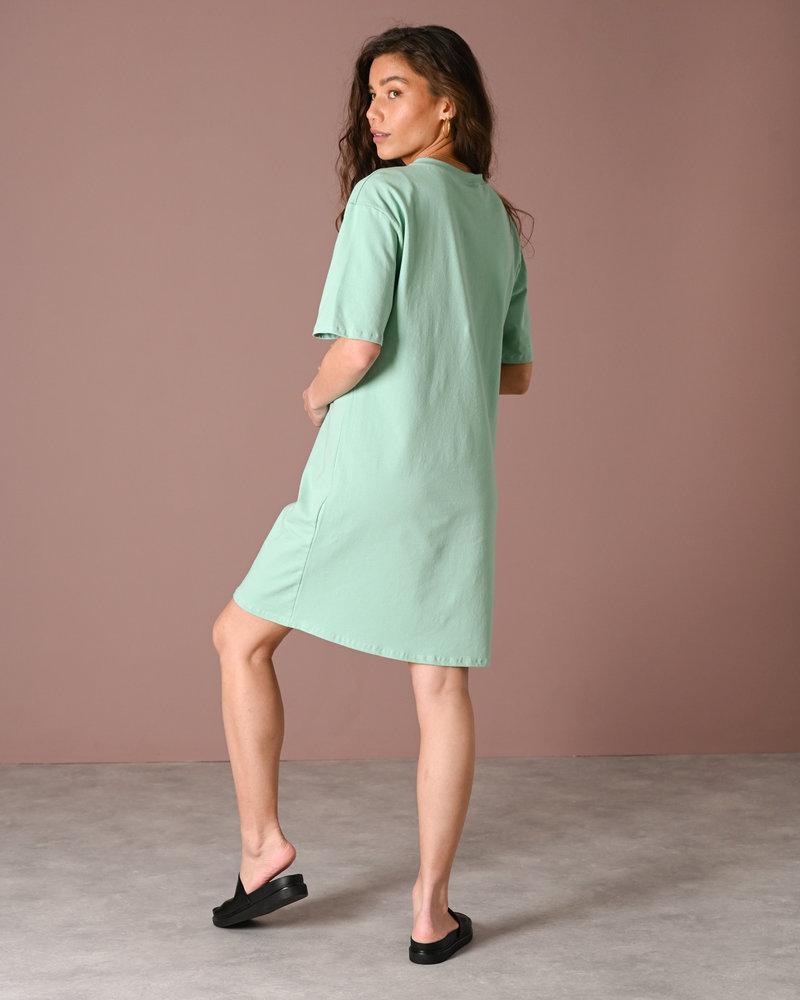 TILTIL Rowie Tee Dress Lime