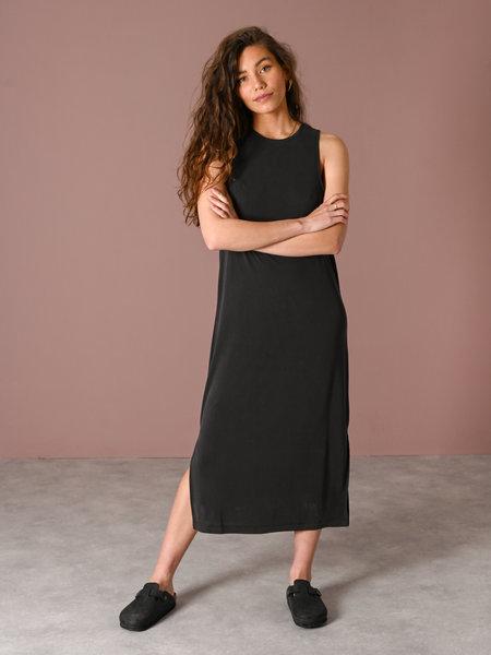 Noisy May Denna Calf Dress Black