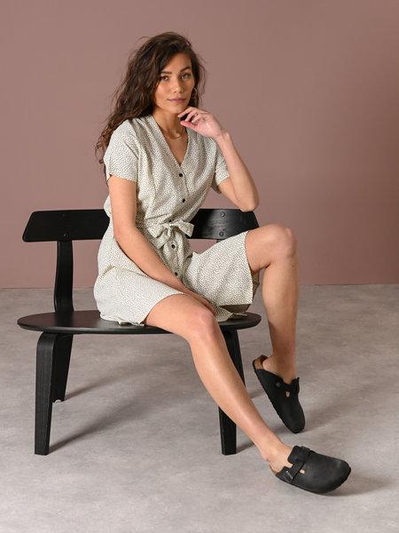 Things I Like Things I Love TILTIL Dora Dotted Dress White