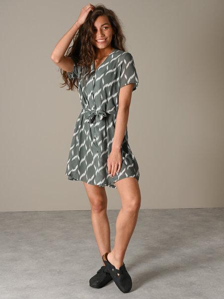 Things I Like Things I Love TILTIL Dora Stripe Dress Mint