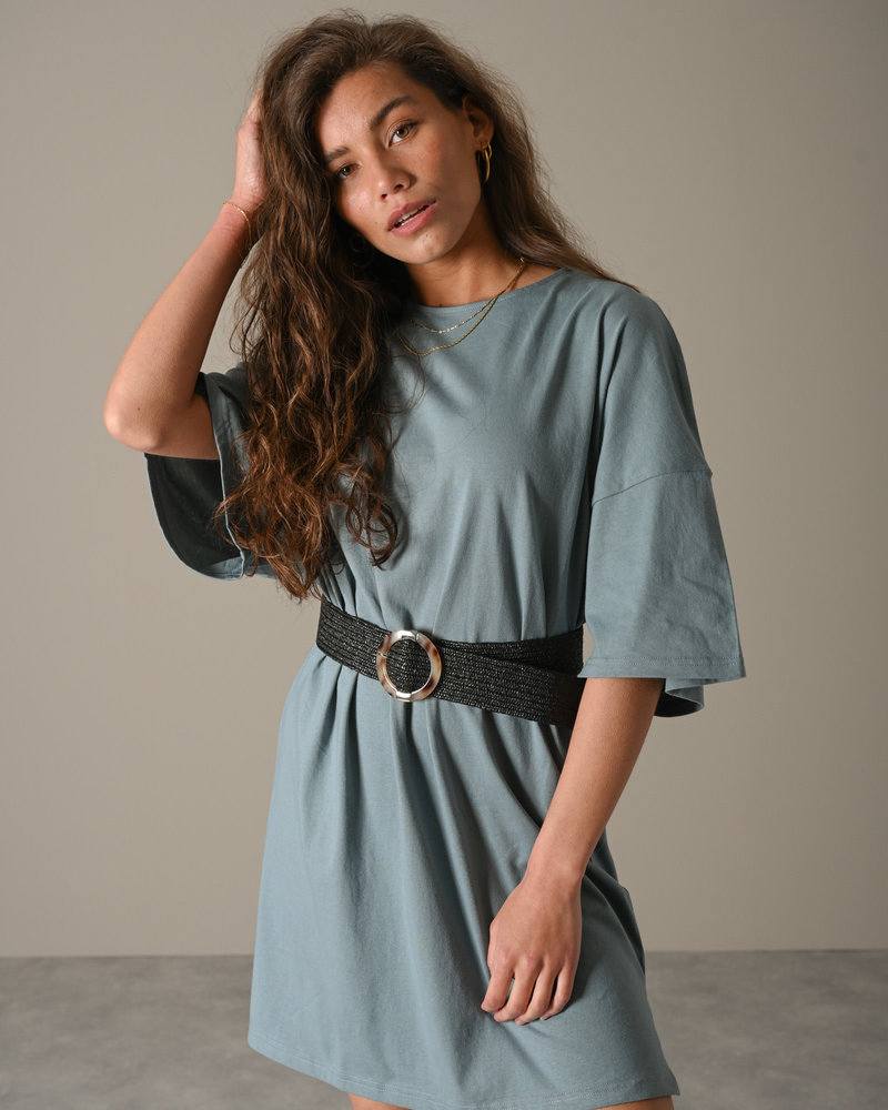 Lee S/S Short Dress Trooper
