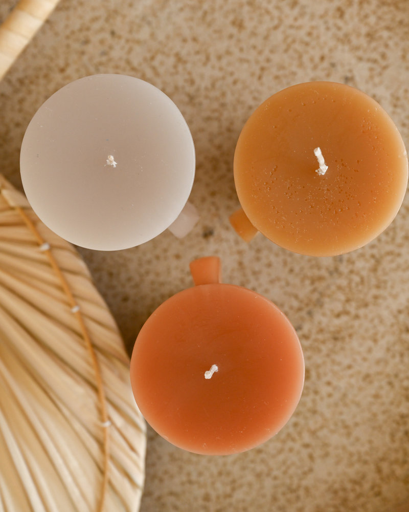 RL Sculpture Candle Cup