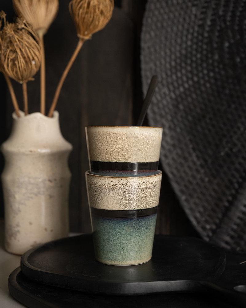Mug Stripe Green