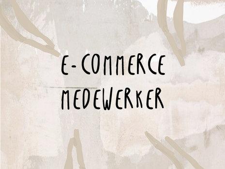 E-commerce Medewerker