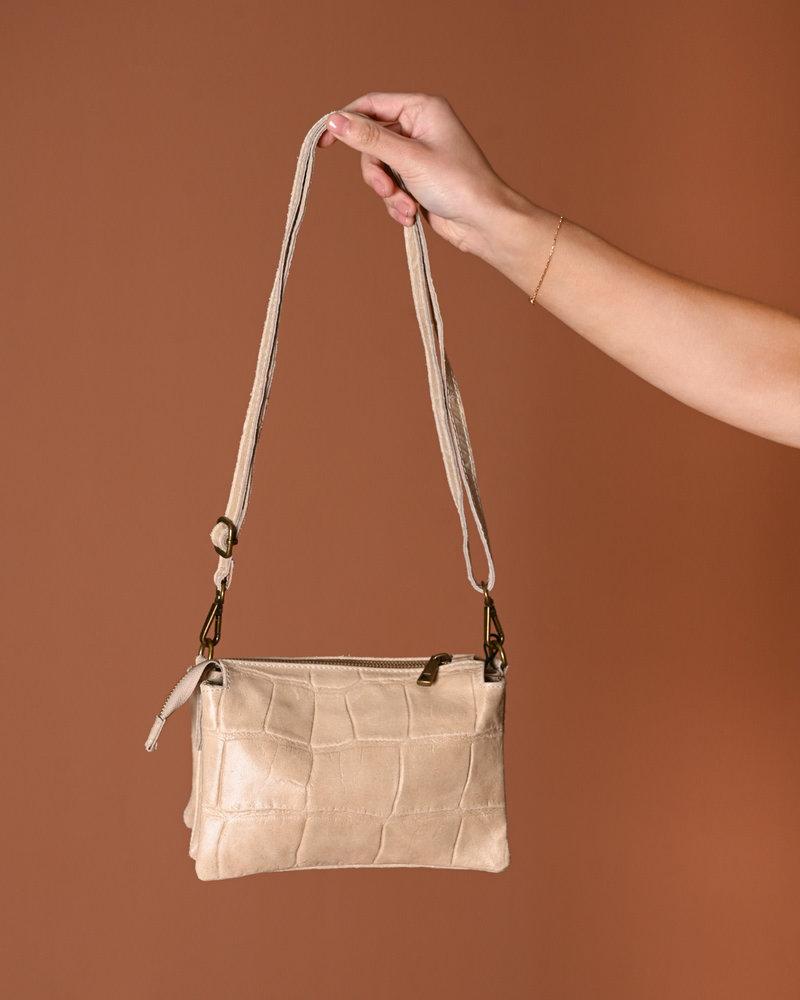 Amany Bag Beige