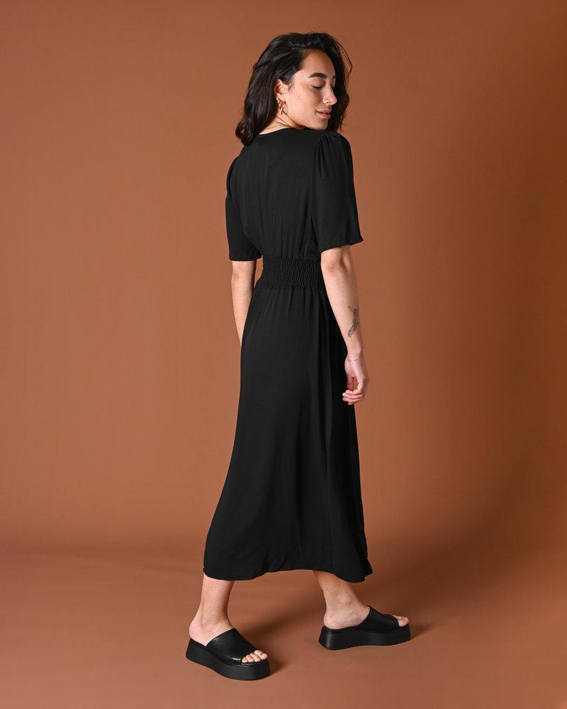 TILTIL Fenna Dress Black