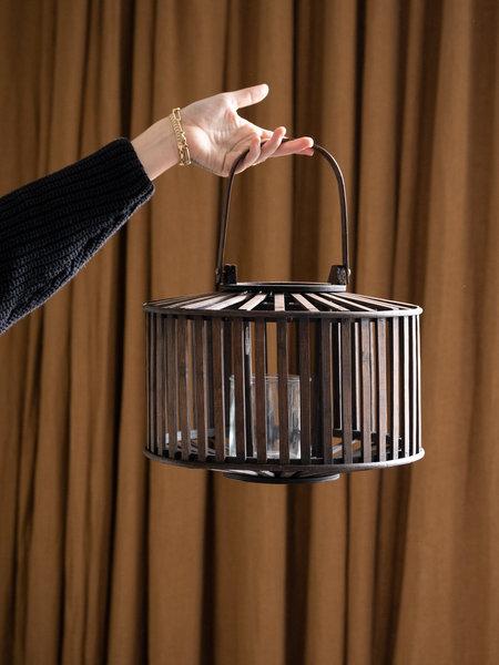 Lantern Dark Brown