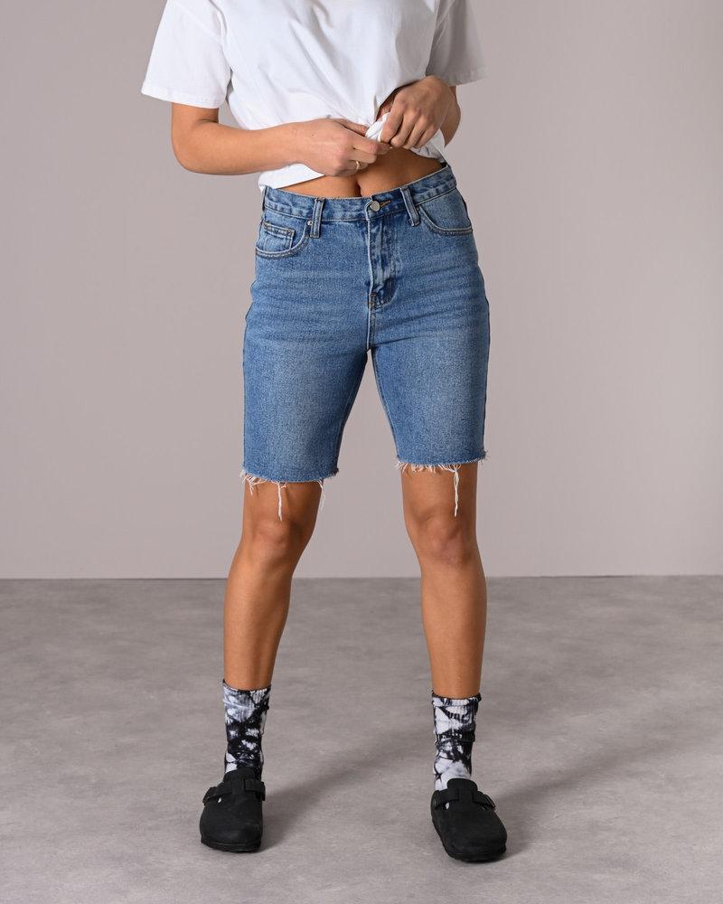 TILTIL Biker Jeans Blue