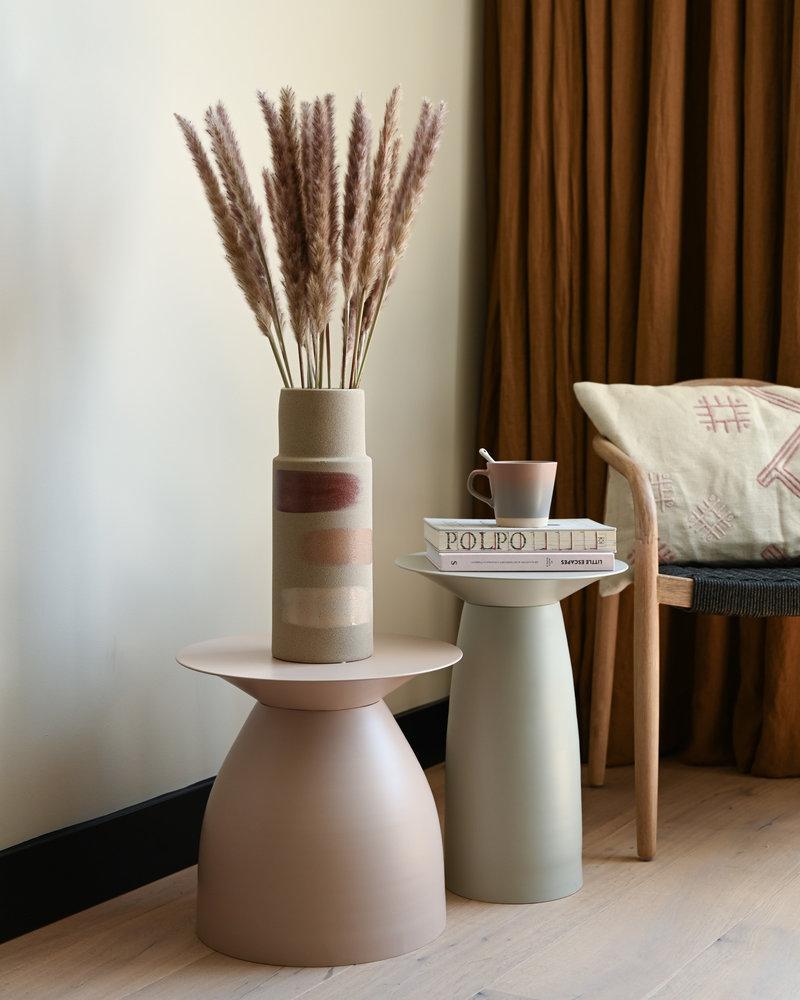 Mushi Side Table Grey