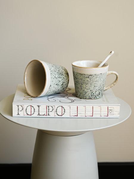 HKliving Cappuccino Mug Hail