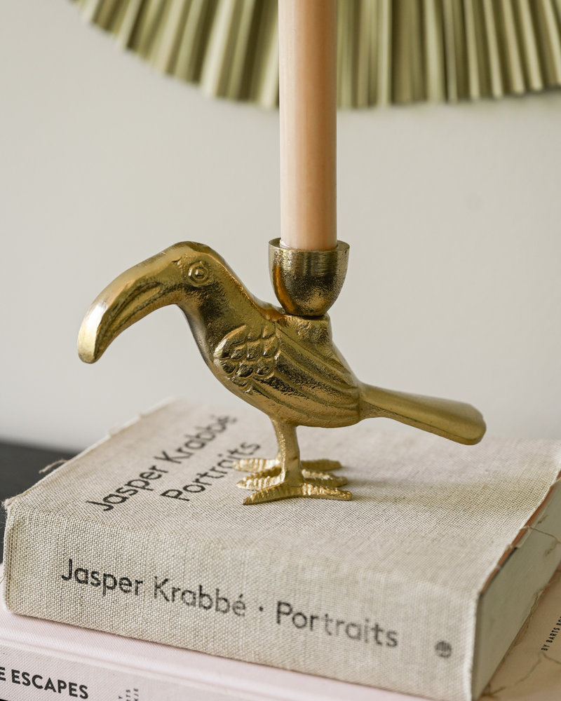 Candle Holder Toucan