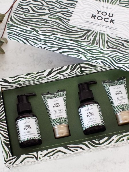 The Giftlabel Luxurious Gift Set - You Rock