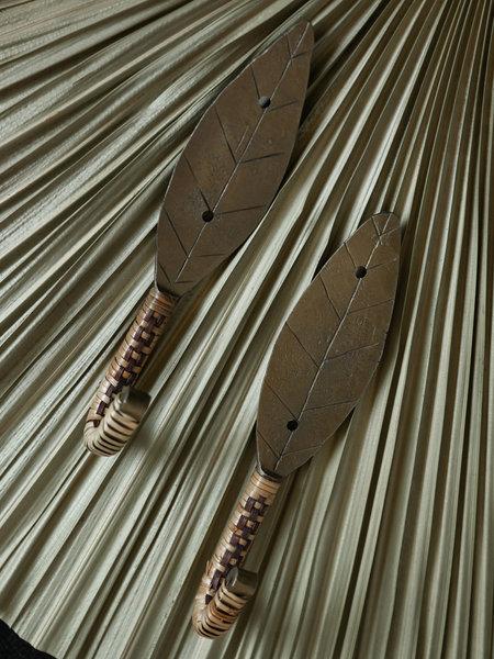 Madam Stoltz Hand Forged Bamboo Hook