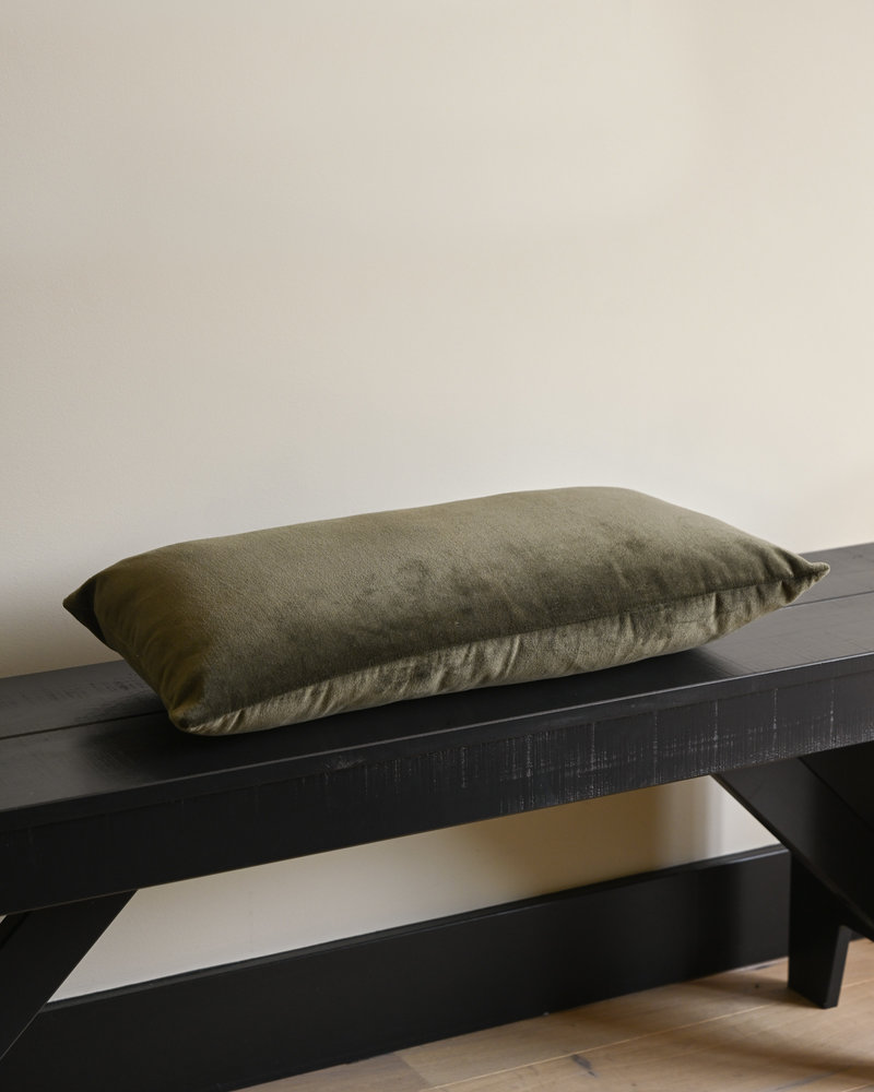 Cushion Khios Army Green Long