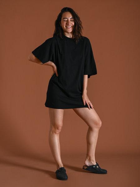 Noisy May Lee Short Dress Black