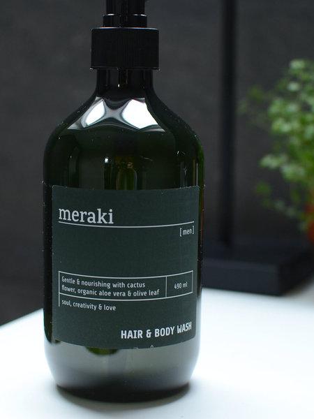 Meraki Hair/Body Wash Harvest Moon