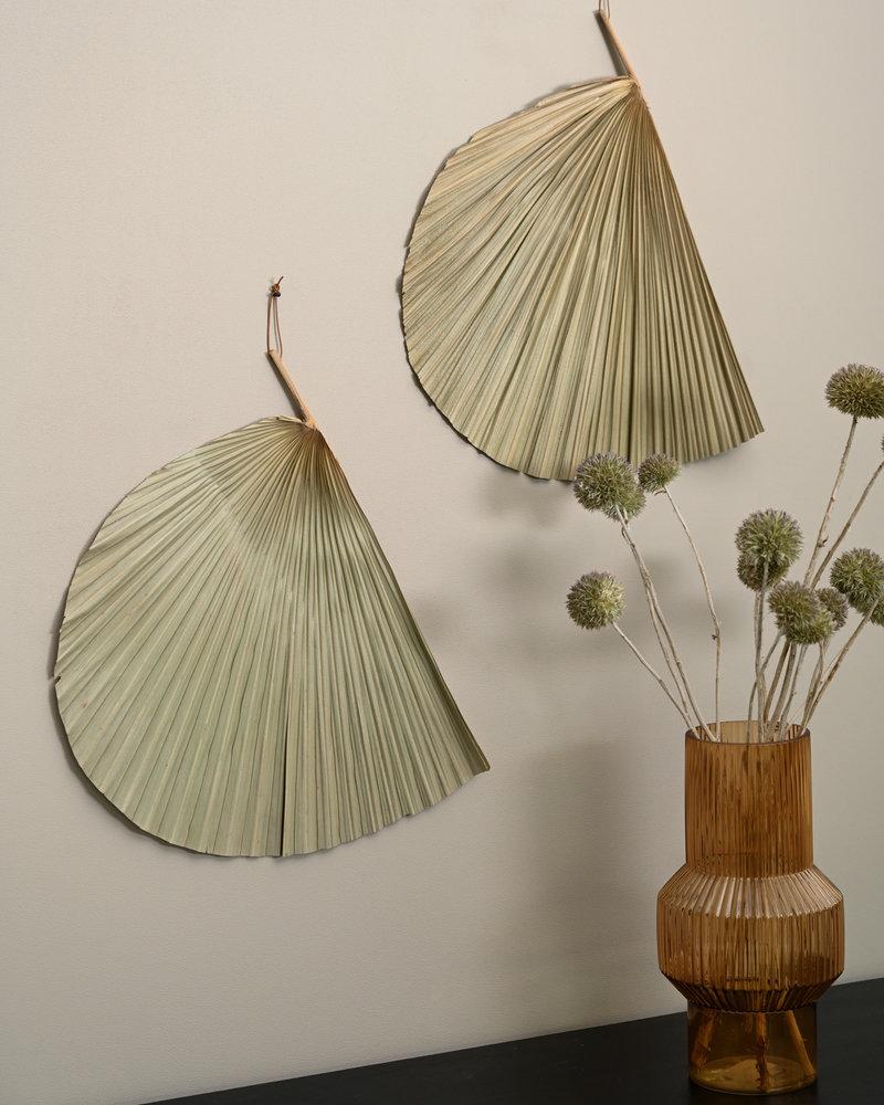 Half Palm Leaf