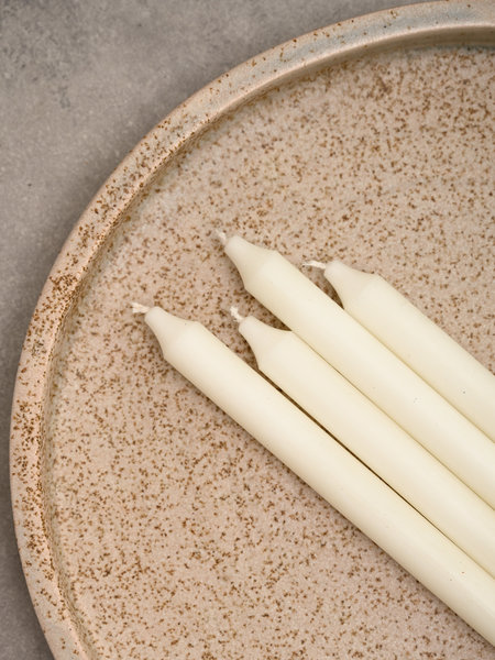 Candle Set Ivory
