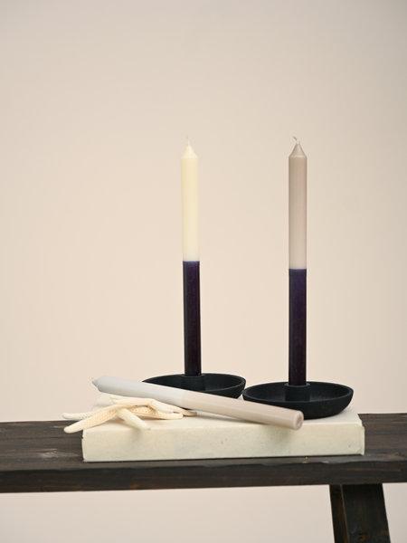 Madam Stoltz Two Tone Candle (SET OF 3)
