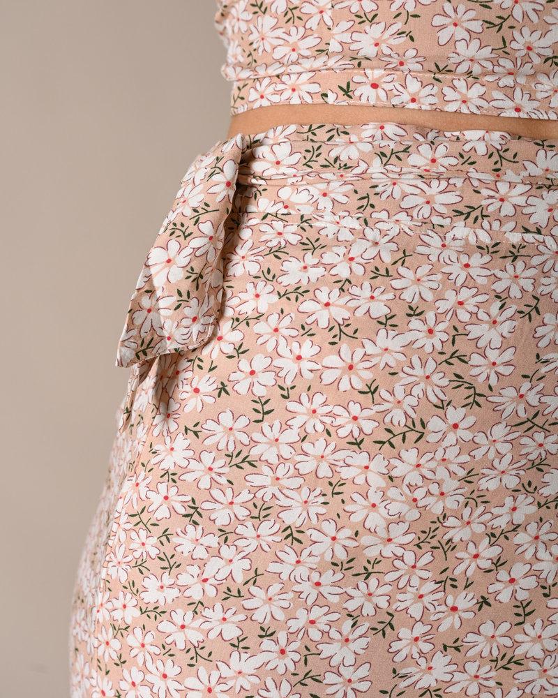 TILTIL Nene Skirt Beige Flower