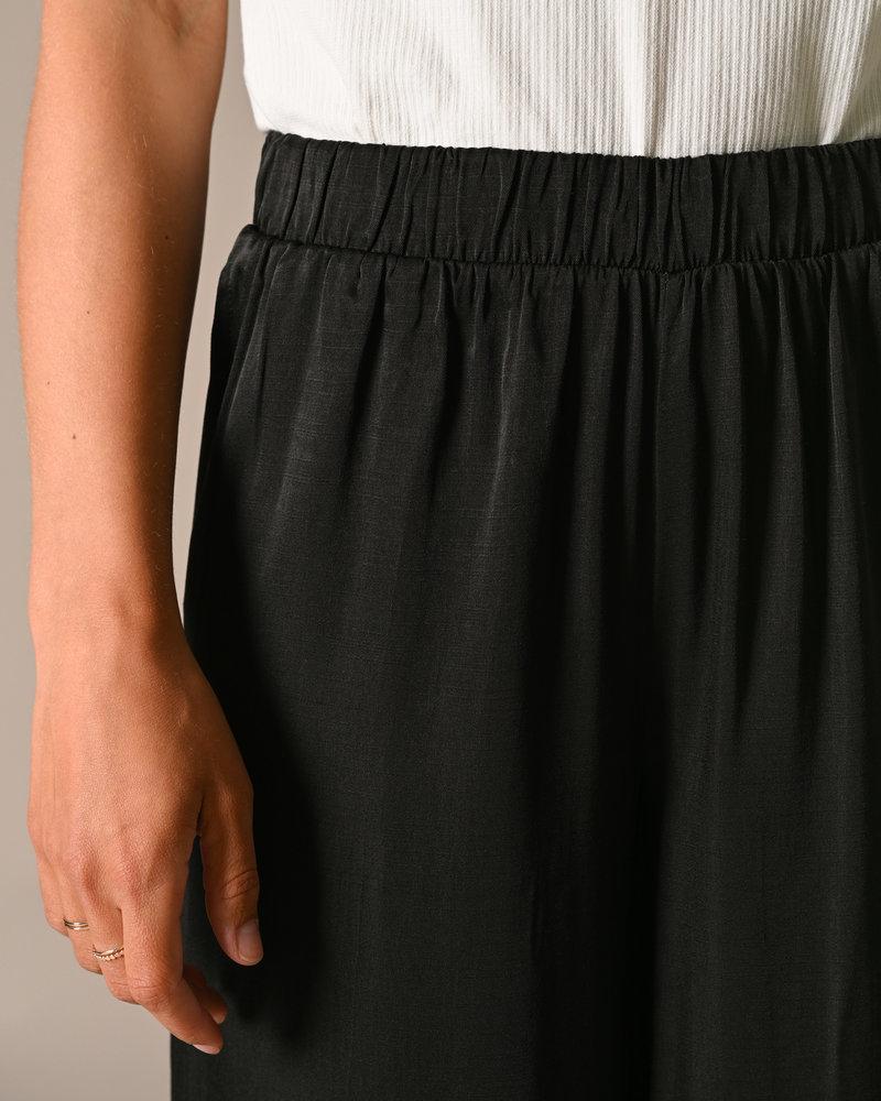 High Waist Straight Pants Rosin