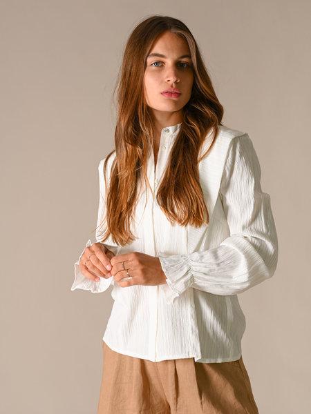 YAS Chally Shirt Star White