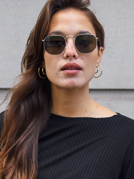 Things I Like Things I Love TILTIL Roos Sunglass Silver