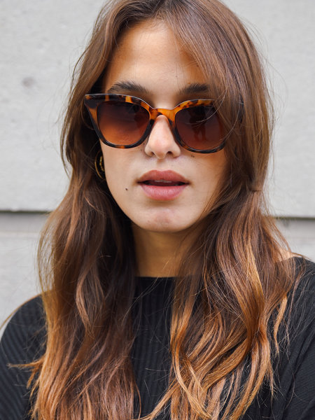 Things I Like Things I Love TILTIL Michelle Sunglass Brown