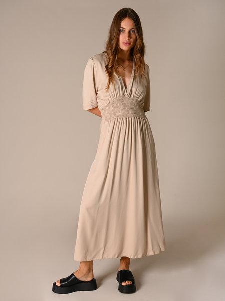 Things I Like Things I Love TILTIL Fenna Dress Beige