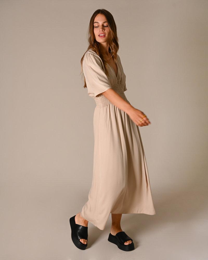 TILTIL Fenna Dress Beige