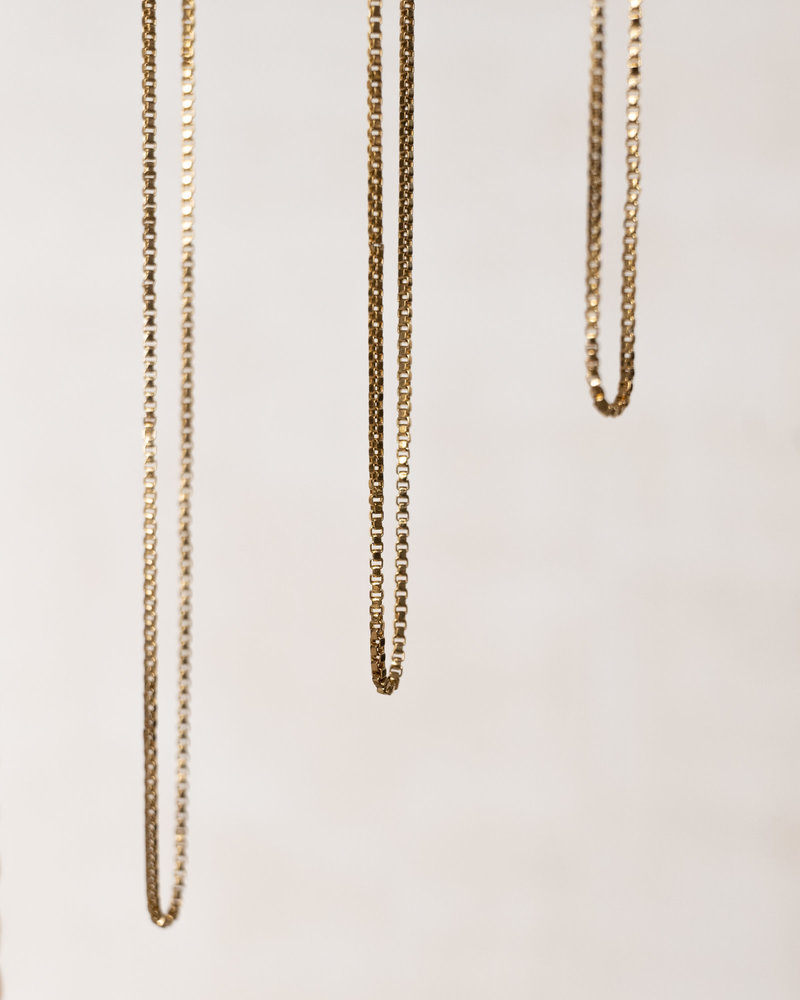 Bobby Necklace Gold