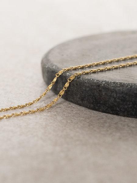 Baixa Sienna Necklace Gold