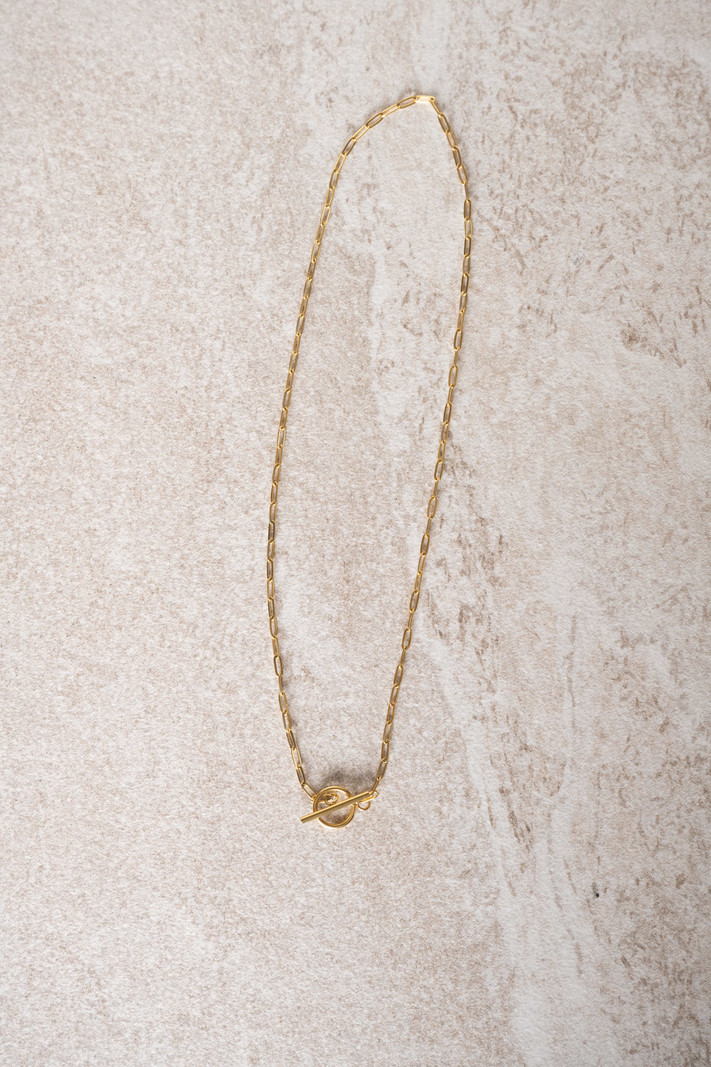 Mimi Necklace Gold