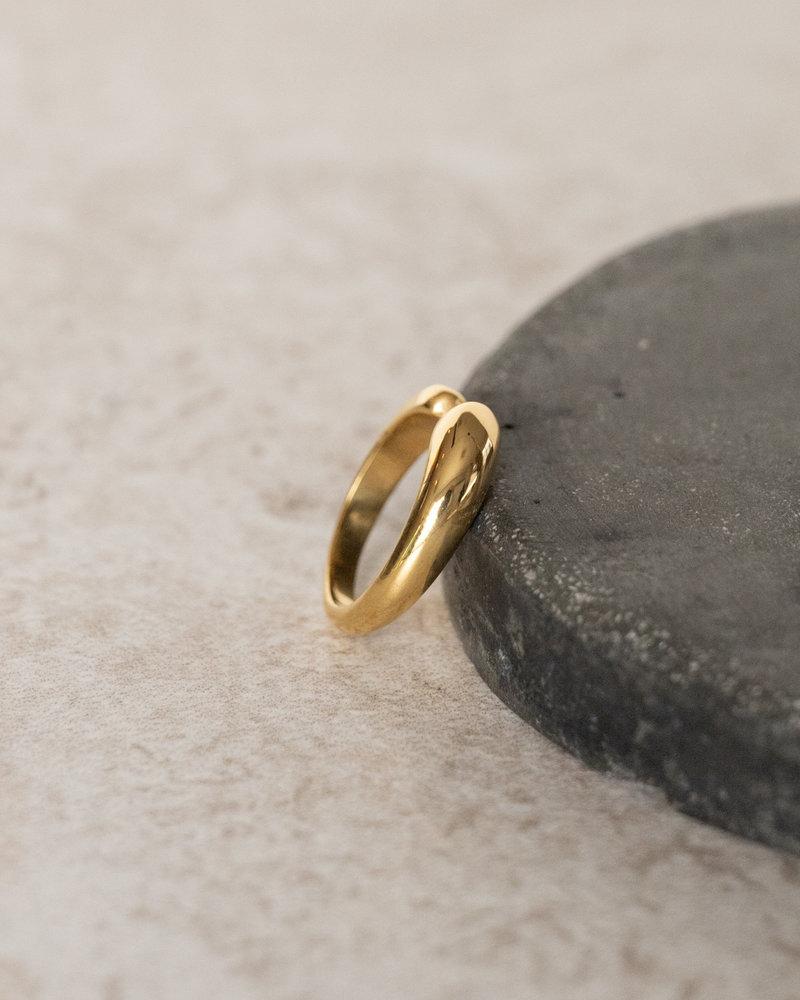 Gaia Ring Gold