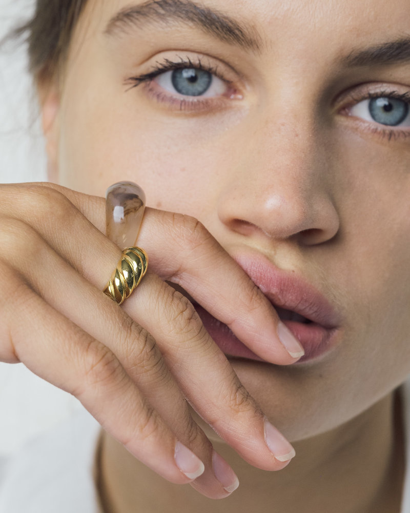 Franky Ring Gold