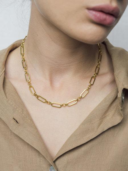 Baixa Gaia Necklace Gold