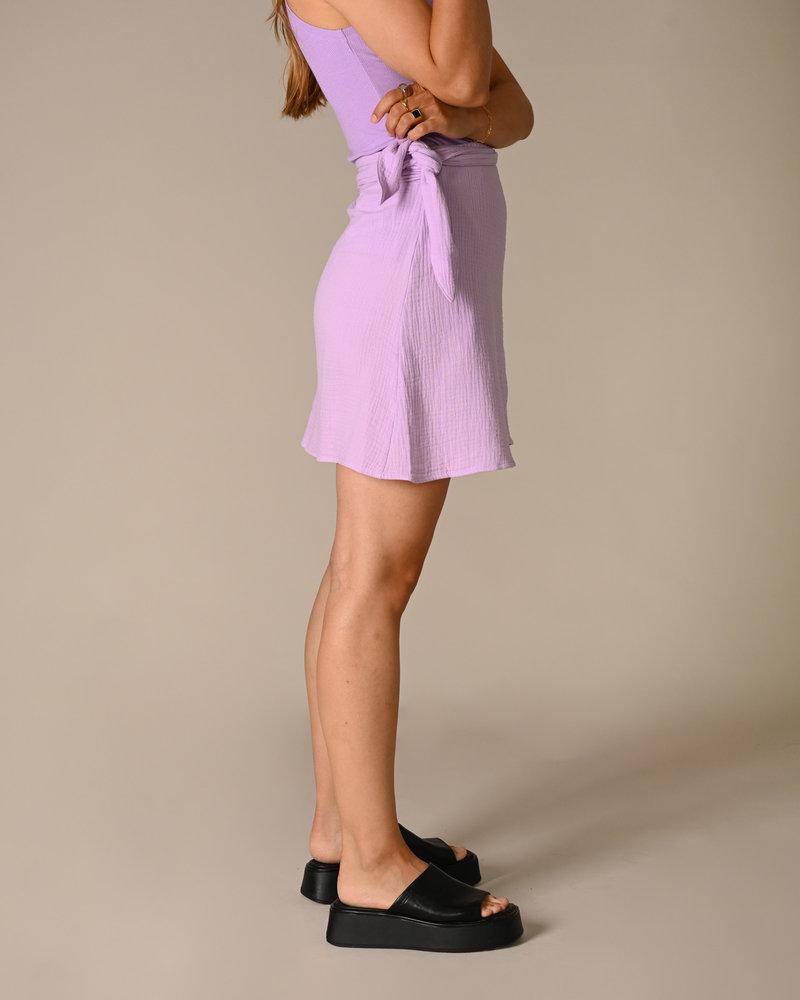 TILTIL Helena Lila Skirt