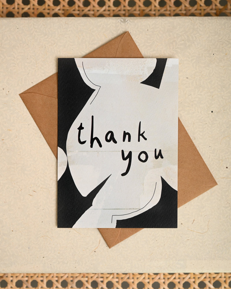 TILTIL Thank You Postcard