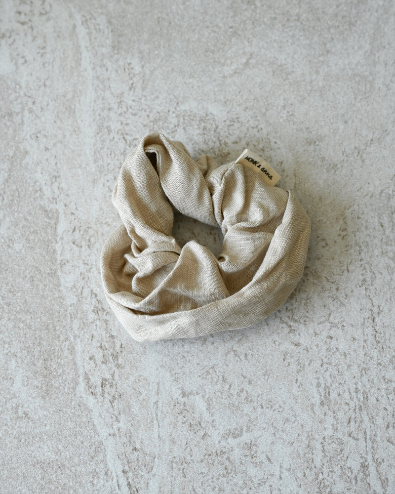 Scrunchie Sea Shell
