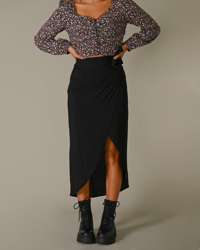 TILTIL Nene Skirt Black