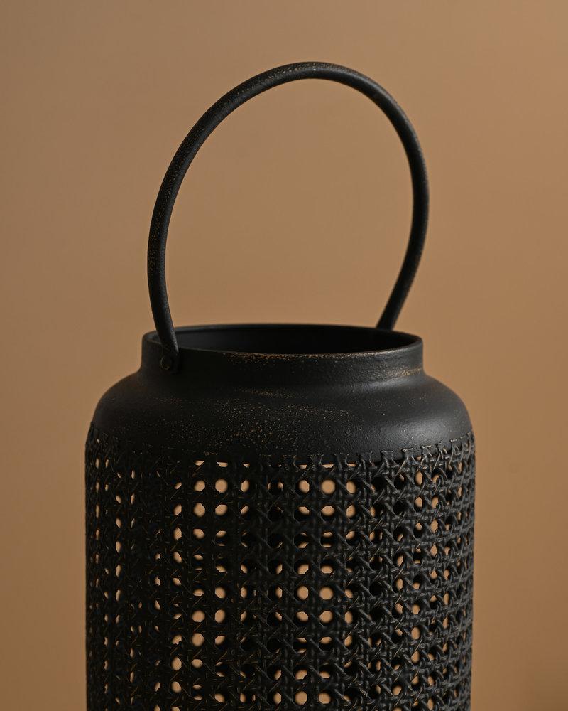 Leya Lantern Black