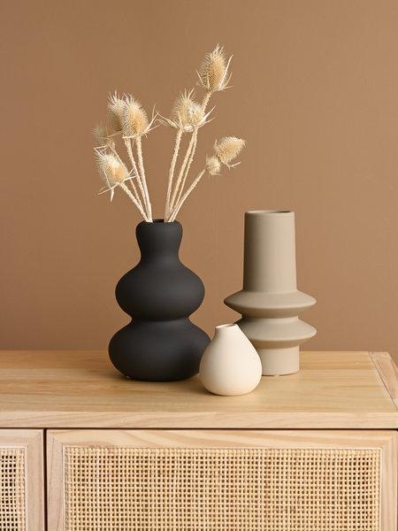 Small Vase Lisa Beige