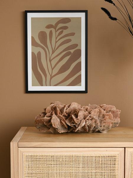 Art Print Vigy + Frame Black Pine